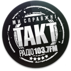 Radio Takt 103.7 FM Ukraine, Vinnitsa