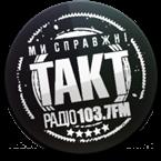Radio Takt 103.7 FM Ukraine, Vinnytsia