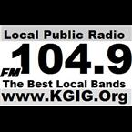 KGIG 104.9 FM 104.9 FM United States of America, Modesto