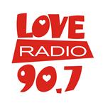 Love Radio 90.7 FM Albania, Tirana County