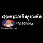 Bayon Radio 95.0 FM Cambodia, Phnom Penh