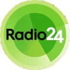 Radio 24 104.8 FM Italy, Novara
