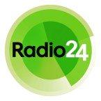 Radio 24 100.1 FM Italy, Asiago