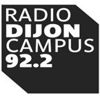 Radio Campus Dijon 92.2 FM France, Dijon