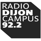 Radio Campus Dijon 92.2 FM France, Dijon