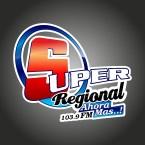 Super Regional FM 103.9 FM Dominican Republic, Santiago
