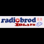 Radio Brod 101.3 FM 101.3 FM Croatia, Brod-Posavina
