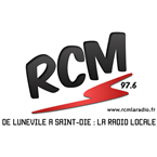 RCM 97.6 FM France, Nancy
