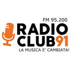 Radio Club 91 95.2 FM Italy