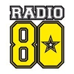 Radio 80 106.1 FM Italy, Trieste