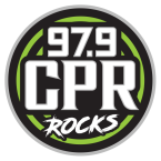97.9 CPR Rocks 97.9 FM United States of America, D'Iberville