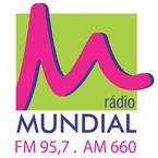 Rádio Mundial (São Paulo) 95.7 FM Brazil, São Paulo