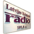 Latvijas Kristigais Radio 101.8 FM Latvia, Riga Region