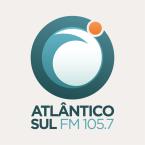 Rádio Atlântico Sul FM 105.7 FM Brazil, Fortaleza