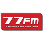 77 FM 95.8 FM France, Paris