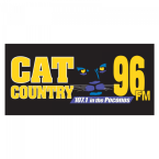 Cat Country 96 94.7 FM USA, Reading