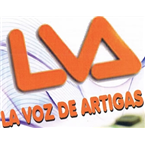 La Voz De Artigas 1180 AM Uruguay, Artigas