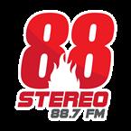 Radio 88 Stereo 88.7 FM Costa Rica, San Isidro
