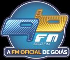 96 FM Anápolis 96.3 FM Brazil, Anápolis