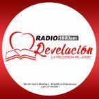 Radio Revelacion en America 1600 AM Dominican Republic, Santo Domingo de los Colorados