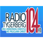 Radio Tygerberg 104FM 104.0 FM South Africa, Cape Town