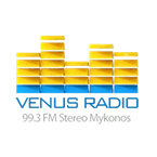 Venus Radio 99.3 FM Greece, Greek Islands