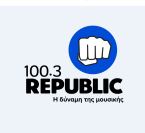 Republic Radio 100.3 FM Greece, Thessaloniki