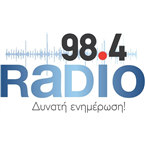 Radio 98.4 98.4 FM Greece, Heraklion