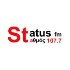 Status 107.7 107.7 FM Greece, Thessaloniki