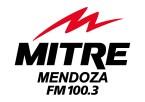 Radio Mitre (Mendoza) 100.3 FM Argentina, Mendoza