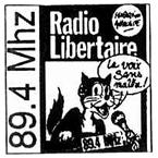 Radio Libertaire 89.4 FM France, Paris