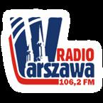 Radio Warszawa 106.2 FM Poland
