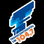 Rádio Transcontinental FM 104.7 FM Brazil, Mogi das Cruzes