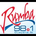 Rumba 98.1 Guayana FM 98.1 FM Venezuela, Ciudad Guayana