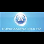 Radio Superandina 88.5 FM Chile, Los Andes