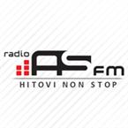 Radio AS FM Beograd 107.9 FM Serbia, Belgrade