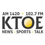 KTOE 102.7 FM USA, Mankato