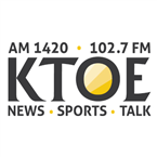 KTOE 102.7 FM United States of America, Mankato