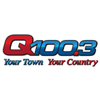 Q 100.3 - Your town, Your country 100.3 FM USA, Medford-Ashland