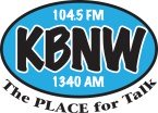 KBNW The Place for Talk 104.5 FM USA, Bend