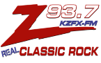 KZFX 93.7 FM HD-1 The Super Rock 107.1 FM USA, Lone Pine