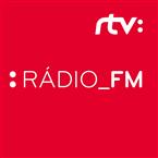 RTVS Radio FM 101.3 FM Slovakia, Košice Region