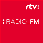 RTVS Radio FM 101.2 FM Slovakia, Trencín Region
