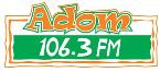 Adom FM 106.3 FM Ghana, Accra