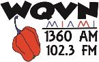 WQVN 102.3 FM United States of America, Miami