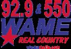 WAME 92.9 FM USA, Statesville