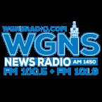WGNS 100.5 FM USA, Murfreesboro