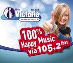 Victoria Happy Music - Halle 105.2 FM Belgium, Halle
