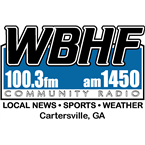 WBHF 100.3 FM USA, Cartersville