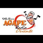 AGAPE Radio Oriente 96.5 FM El Salvador, San Salvador